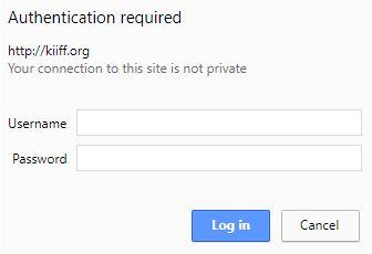 lock your website